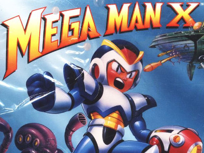 Online Game Mega Man X