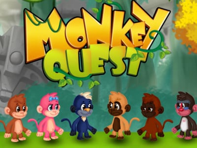 Online Game Monkey Quest