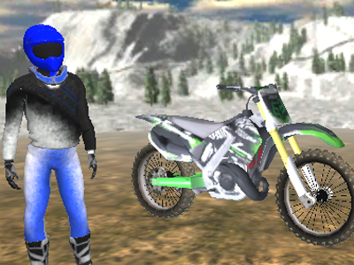 Online Game Motorbike Freestyle