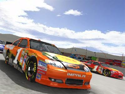 Juego en línea NASCAR Racing