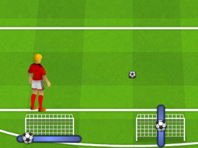 Online hra Penalty Shootout: Multi League