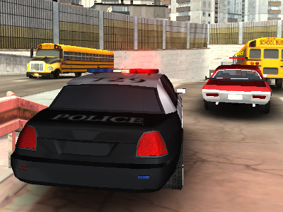 Online Game Police vs Thief: Hot Pursuit