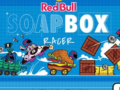 Online hra Soapbox Racer