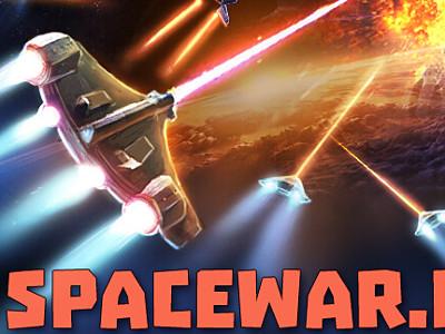 Online hra Spacewar.io