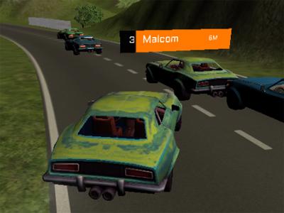 Online hra Speed Racing