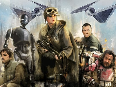 Online hra Star Wars Rogue One: Boots on the Ground
