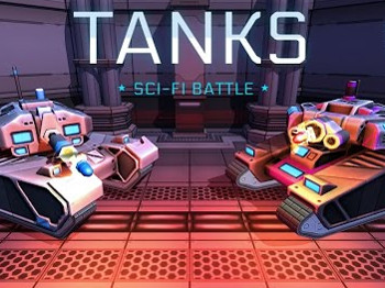 Online hra TANKS: Sci-Fi Battle