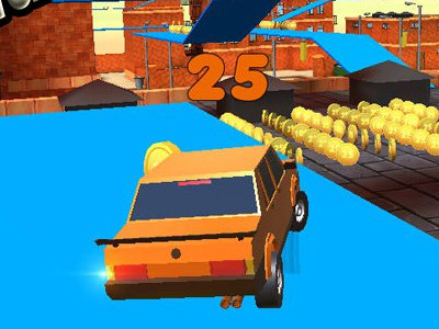 Online Game Toy Car Simulator