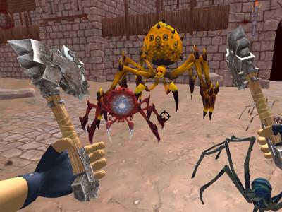 Online hra TTMA Arena game