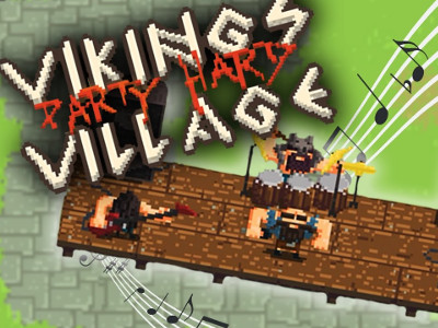 Online hra Vikings Village: Party Hard