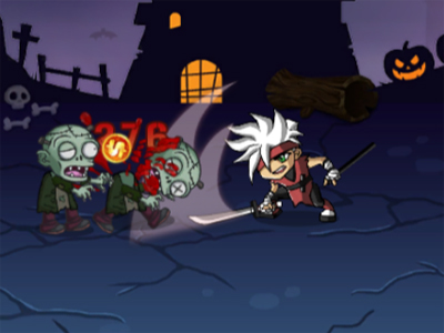 Online Game Zombie Invasion