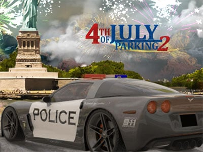 Online Game 4th of July Parking 2