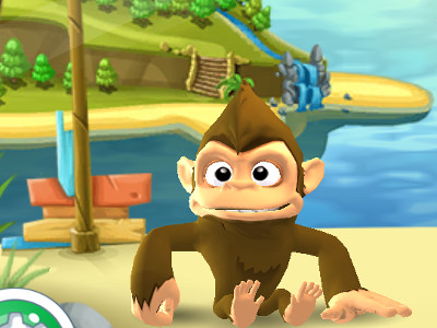 Online Game Adventure Island