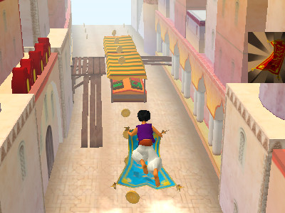 Online Game Aladdin Runner