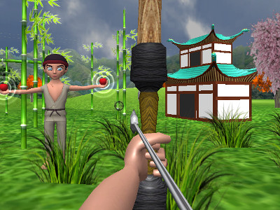 Online Game Archery Expert 3D: Japan