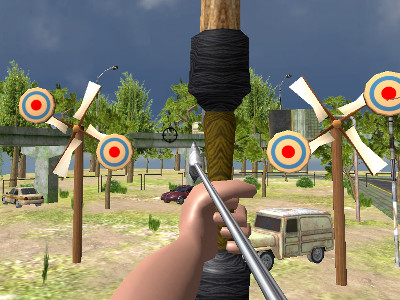 Online Game Archery Expert 3D