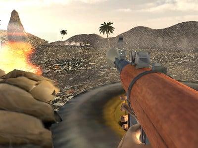 Online hra Bazooka Gunner War Strike 3D