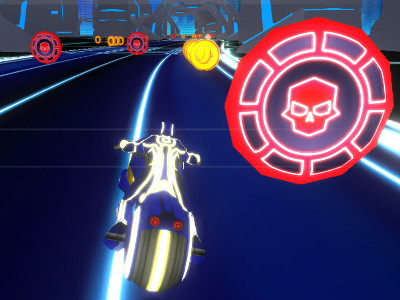 Online Game Blur Racing