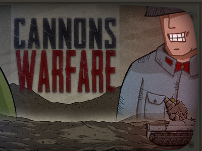 Online hra Cannons Warfare
