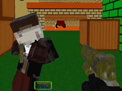 Online hra Combat Pixel SWAT & Zombies