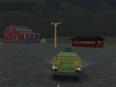 Онлайн-игра Cow Defender