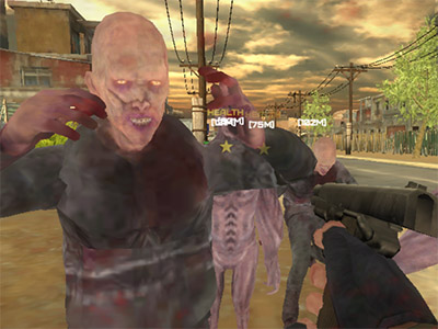 Online Game Cube Of Zombies