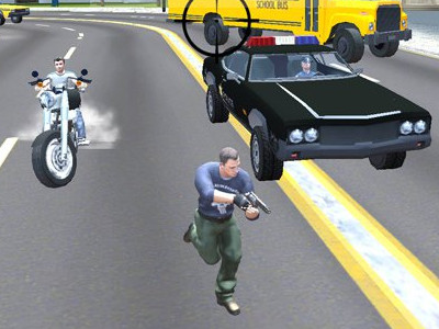 Онлайн-игра Grand Action Crime: New York Car Gang