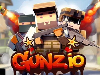 Online Game Gunz.io
