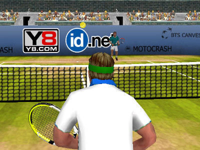 Online Game NexGen Tennis