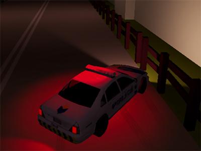 Online hra Police Patrol