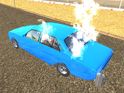 Online hra Real Car Drift Race Mania 3D