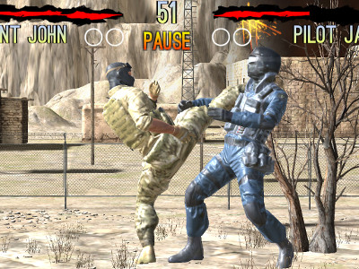 Online hra Real Strike Tiger Fighting