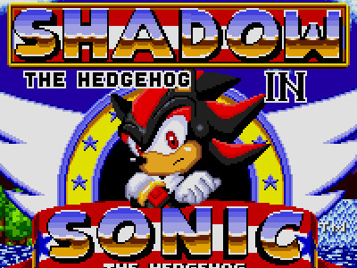 Online Game Shadow in Sonic