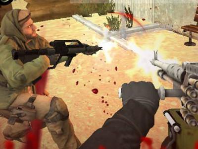 Juego en línea Soldiers 2 - Desert Storm
