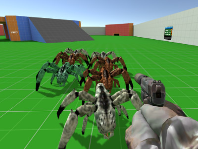 Online Game Spiders Arena 2