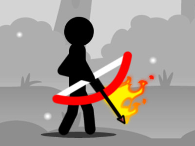 Online Game Stickman Archer 2