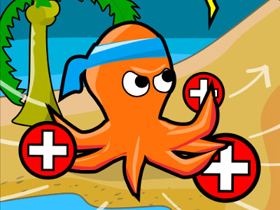Online Game The Electric Shocktopus