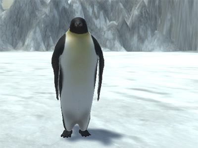 Online hra The Littlest Penguin (3D)