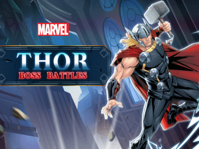 Thor Boss Battles - online game | GameFlare com