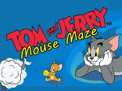 Online Game Tom & Jerry: Mouse Maze