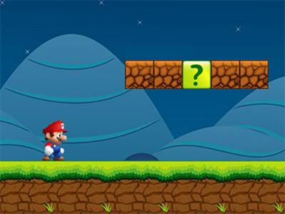 Online Game Ultimate Mario Run