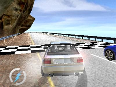 Online hra Ultimate Racing 2017