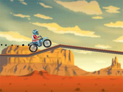 Online hra X-Trial Racing