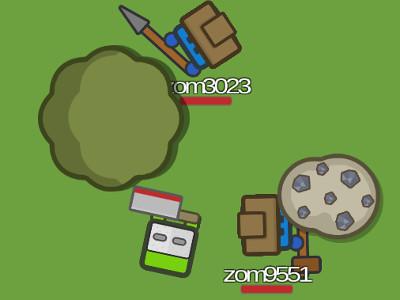 Online Game Zomzom.io