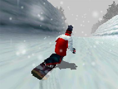 1080 Snowboarding