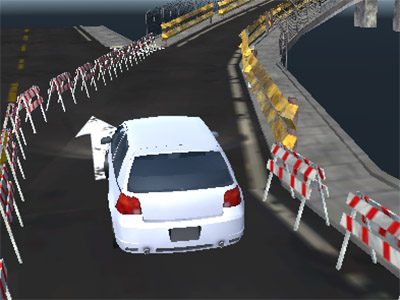 Online hra 3D Parking Bridge