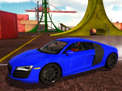 Online Game Ado Stunt Cars 2