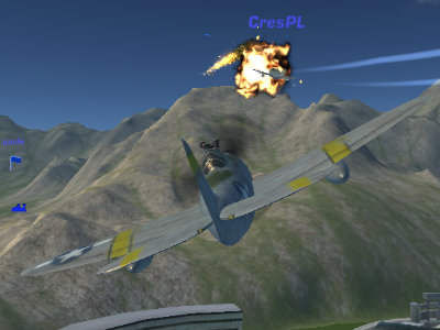 Online Game Air Wars 2