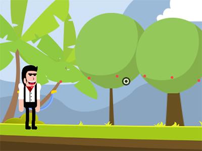 Online hra Archerry