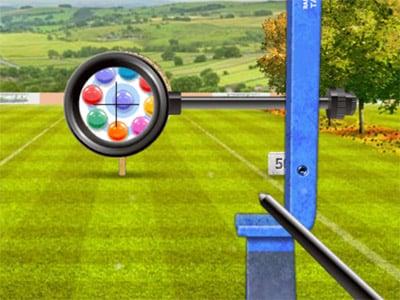 Online hra Archery World Tour